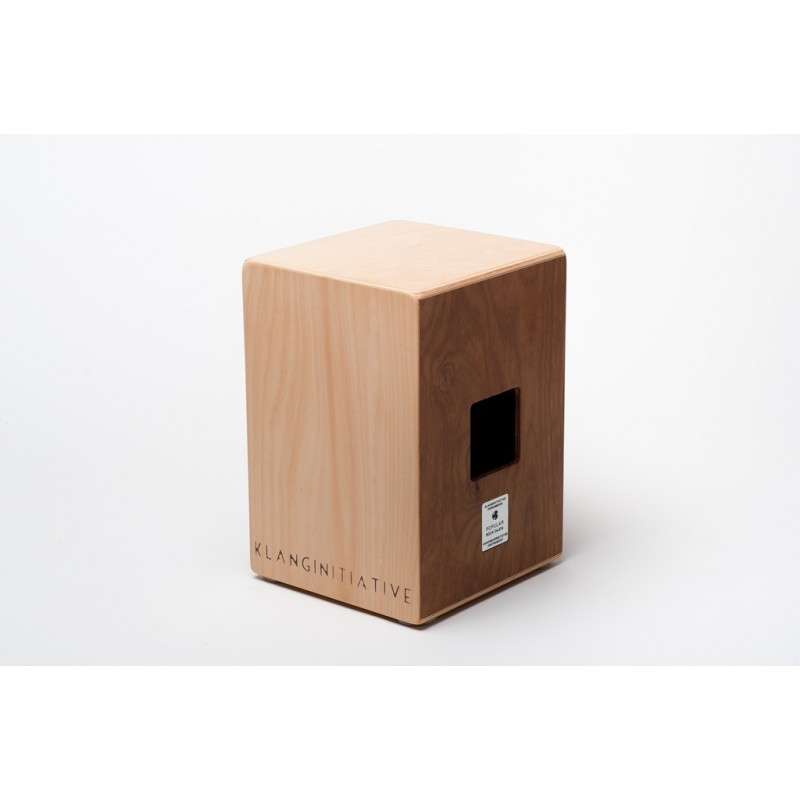 Klanginitiative Cajon Popular Dual