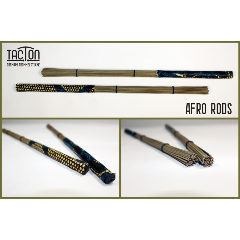 Afro Rods