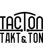 Tacton-Sticks, Rods und Brushes für Drummer uns Percussionisten